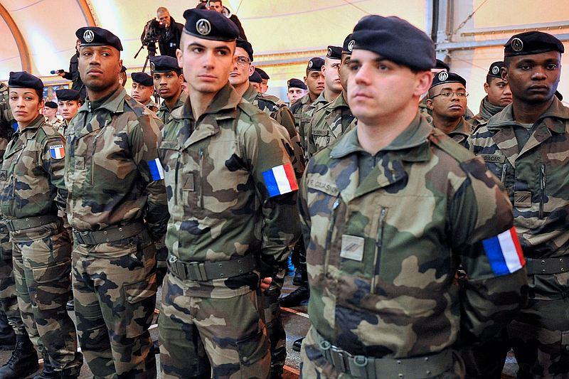 Presiden Perancis: Kami akan Intervensi Militer ke Ghouta, Serang Suriah