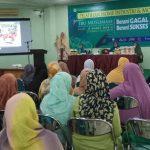 Muslimat Dewan Dakwah Gelar Pelatihan Bisnis Keripik Singkong