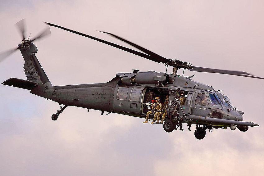 Helikopter Militer AS Jatuh di Irak saat Menuju Suriah, 7 Tentara Tewas