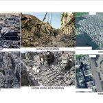 Inilah Perbandingan Kerusakan Kota Akibat Operasi Militer oleh Turki, Rusia, AS dan Suriah