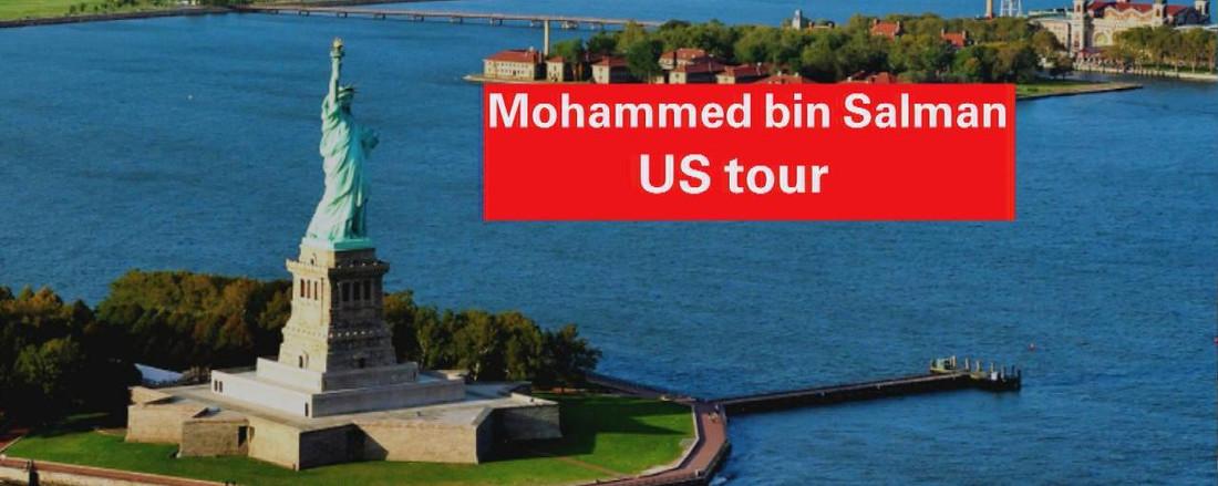 Pekan ini Pangeran Arab Tour ke Amerika Serikat, Begini Kata Pengamat Timur Tengah