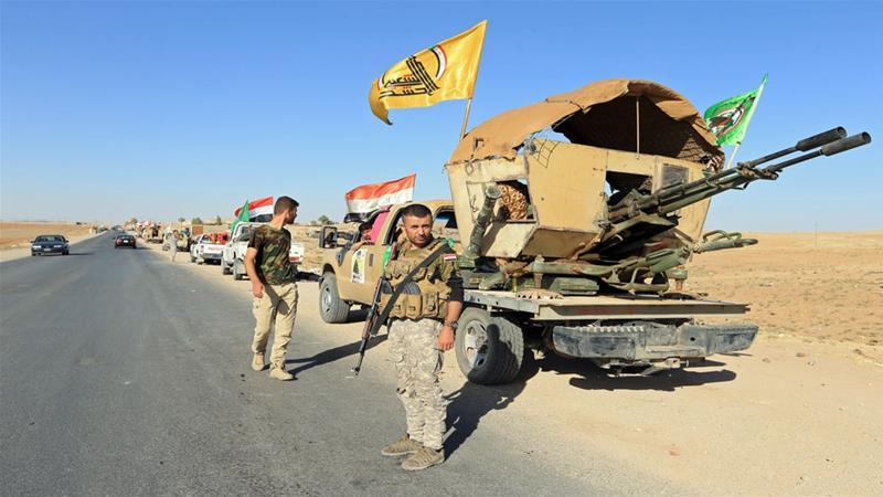 Dituding Pasukannya Didominasi Syiah oleh UEA, Ini Kata Menlu Irak