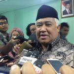 Din Syamsuddin Minta Umat Jangan Percaya Hasil Survei Soal Masjid Radikal