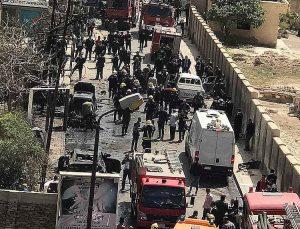 Mesir: Bom IED Targetkan Konvoi Ketua Polisi