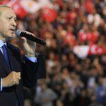 Erdogan: Kami Tidak akan Berhenti Sampai Kami Selamatkan Saudara-saudara Kami di Suriah