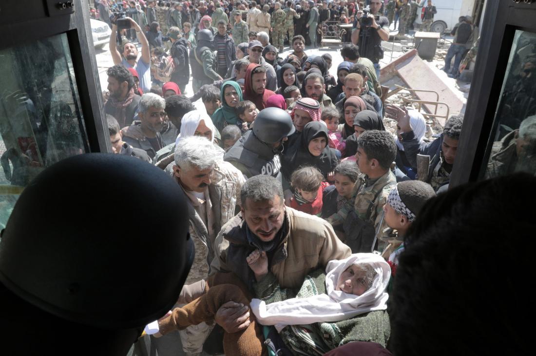 Jerman Ajak Masyarakat Dunia Cegah Bencana Kemanusiaan di Idlib