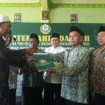 H Sudarno Hadi Terpilih Sebagai Ketua Dewan Dakwah Jatim Periode 2018 - 2023