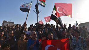 Warga Tal Rifaat Desak Militer Turki Bebaskan Kotanya dari Milisi Dukungan AS, YPG