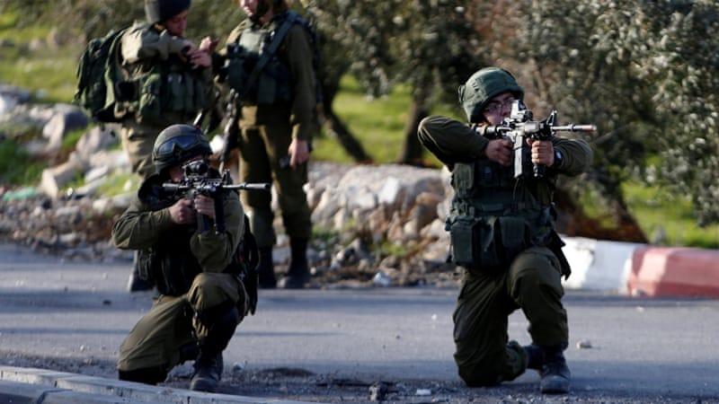Hadapi Aksi 'Land Day' Militer Zionis Tempatkan 100 Penembak Jitu di Perbatasan Gaza