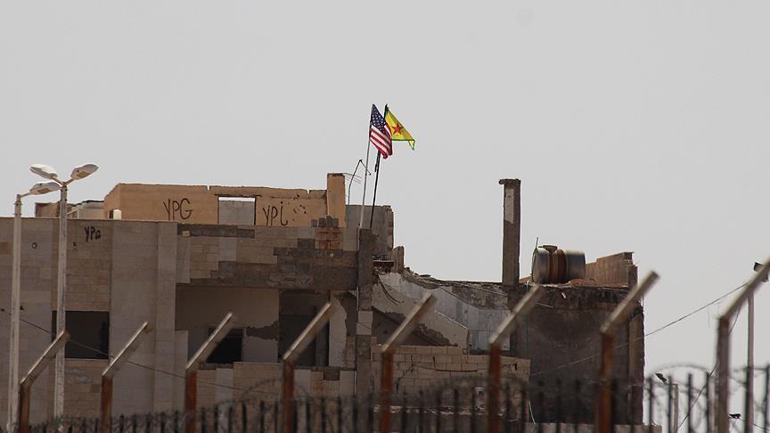 AS Bersama YPG Bentuk Kelompok Baru di Suriah Bernama Ini