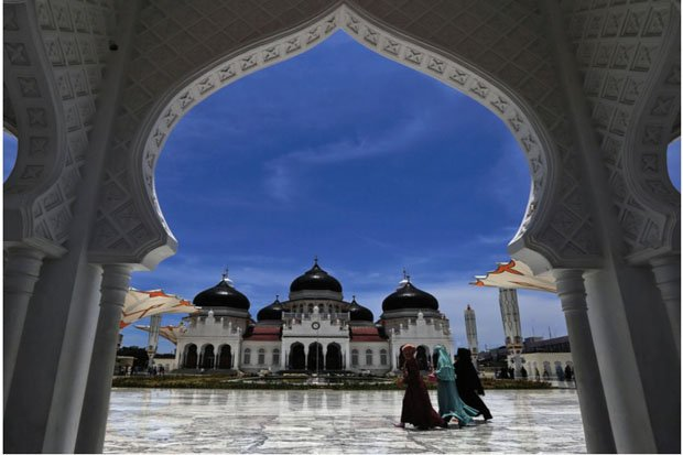 158 Juta Wisatawan Muslim Jadi Pasar Menjanjikan Wisata Halal