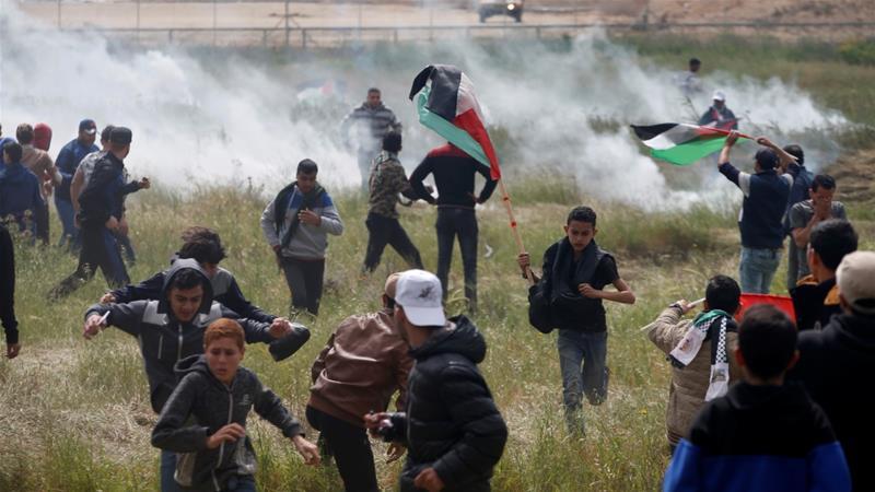 1 Warga Palestina Gugur dan 396 Terluka oleh Serangan Pasukan Zionis