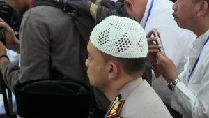 Kapolres Cimahi Datang Lebih Awal Demi Ikut Tausiah Ustaz Abdul Somad