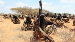 Mujahidin Somalia Serang Pangkalan Militer Uni Eropa, Al Shabab: 59 Pasukan Salib Tewas