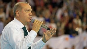 Erdogan pada PM Israel: Anda Seorang Teroris, Negara Anda adalah Negara Teror
