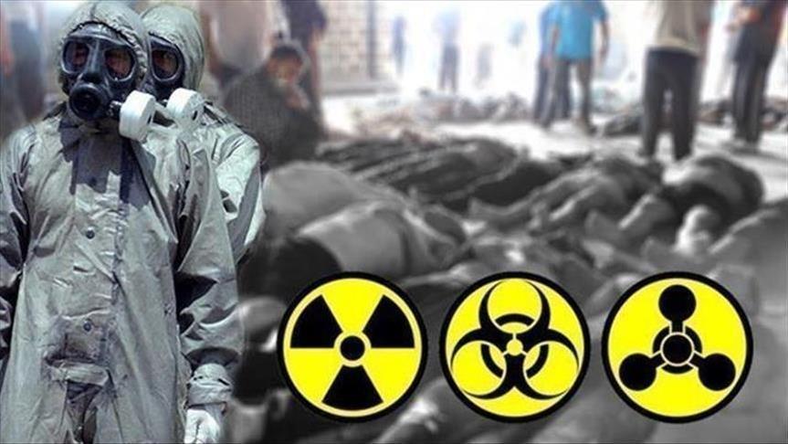 Pengawas Senjata Kimia Dunia: Assad Gunakan Senjata Kimia di Douma