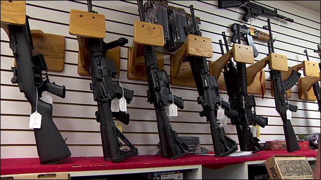 AS Setujui Penjualan Senjata ke Tiga Negara Eropa