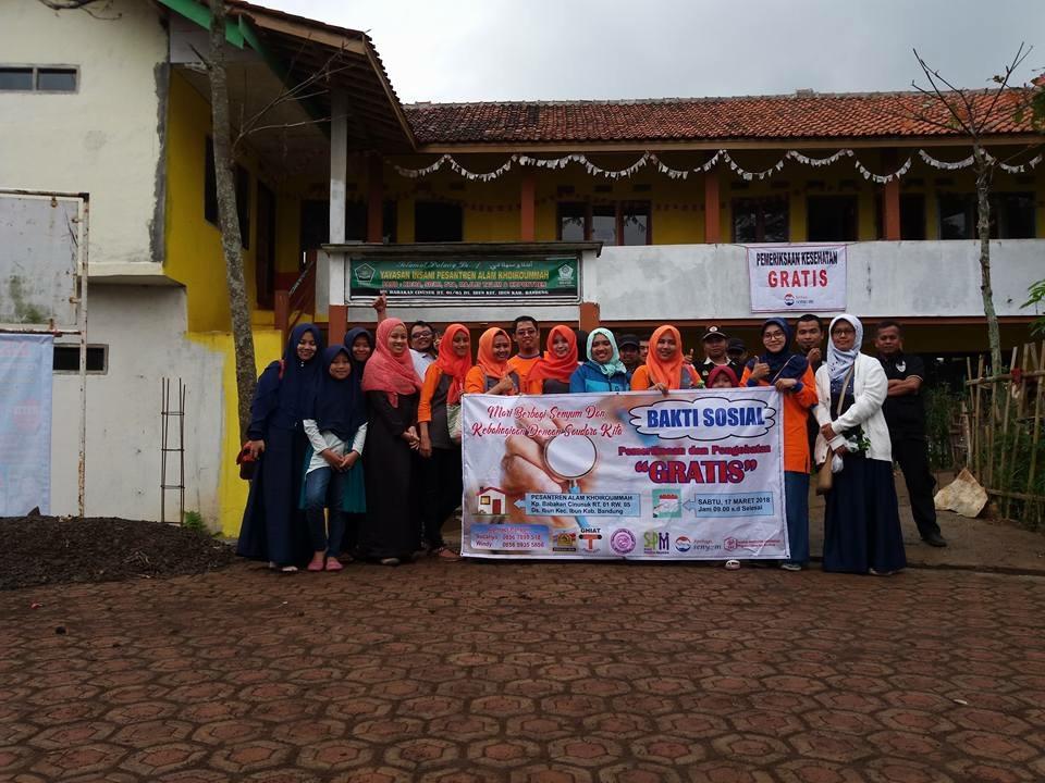 Sinergi Pelayanan Masyarakat Sampaikan Layanan Kesehatan Hingga ke Pelosok