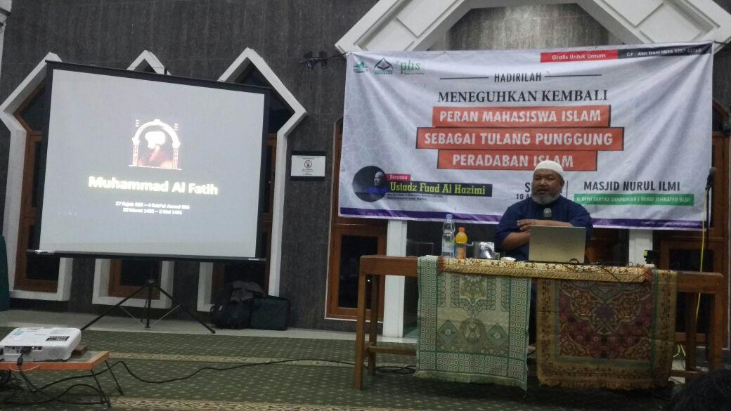 Formasalam Semarang Awali Kajian Rutin untuk Pemuda