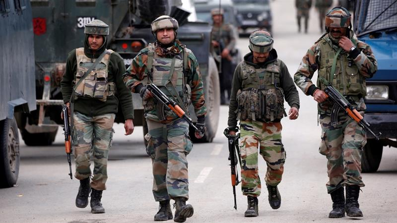 1 Tentara India Tewas dan 2 Kritis dalam Bentrokan dengan Pejuang Kashmir