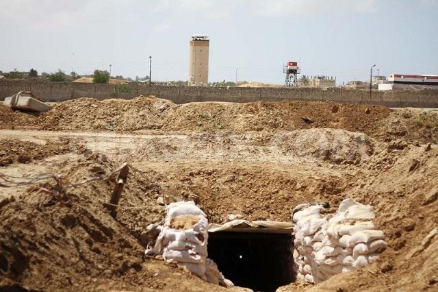 Israel Klaim Hancurkan Lagi Terowongan HAMAS di Gaza