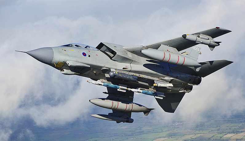 Begini Kata PM Inggris atas Intervensi Militernya di Suriah