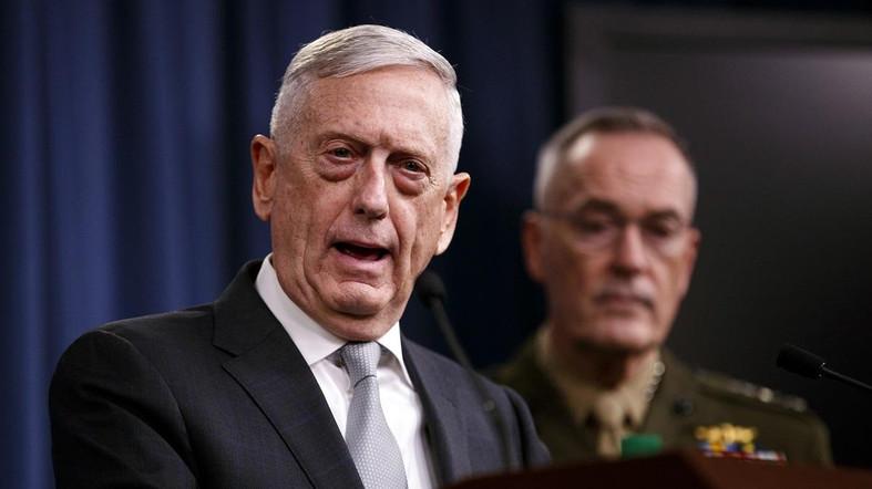 Penyelidikan Senjata Kimia di Douma Tertunda, Menteri Pertahanan AS Berang