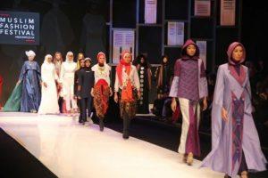 Desainer Muda Ramaikan Islamic Fashion Festival 2019 di Aceh