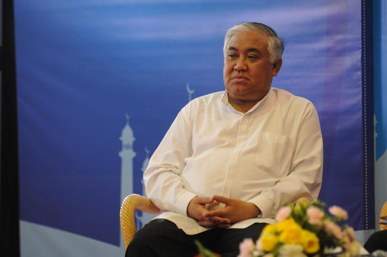 Din Syamsuddin Minta ANTV Stop Tayangan Karma Roy Kiyoshi, Ini Alasannya