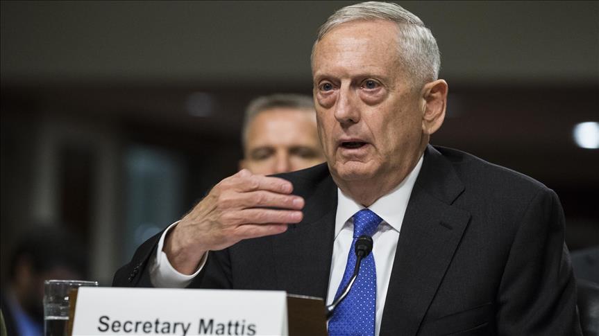 Menhan AS: Amerika akan Lanjutkan Operasi Militer Jika Assad