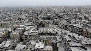 Tim Penyelidik Senjata Kimia Dunia Berhasil Ambil Sampel di Douma