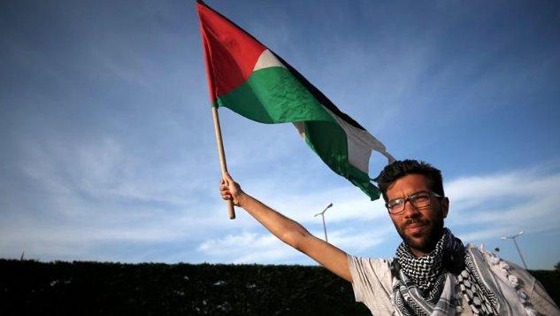 Peduli Palestina Asal Swedia Ini, Tiba di Ibukota Turki dengan Jalan Kaki