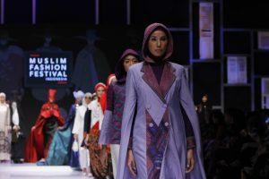 Di Muslim Fashion Festival 2018, Zoya Hadirkan Sejumlah Selebritis