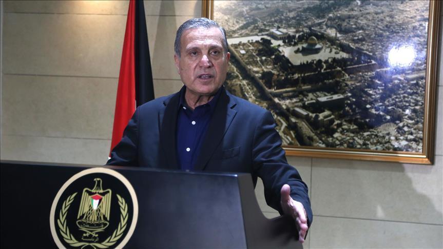 Otoritas Tolak Rencana Pembentukan Negara Palestina Tanpa Yerusalem