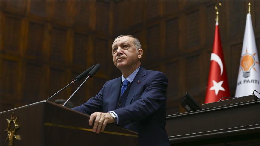 Erdogan: Operasi Militer Turki berlanjut Hingga Irak Utara dan Suriah Utara