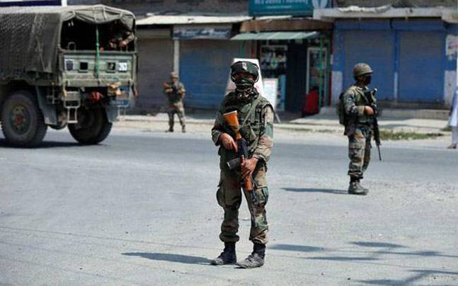 7 Tewas dalam Baku Tembak antara Pejuang Kashmir dengan Pasukan India