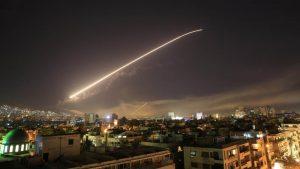 Setelah Serangan Koalisi Amerika di Douma, Rusia akan Kirim Pertahanan Udara Canggih