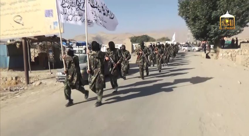 Target Utama AS dan NATO, Taliban Umumkan Operasi Musim Semi Baru