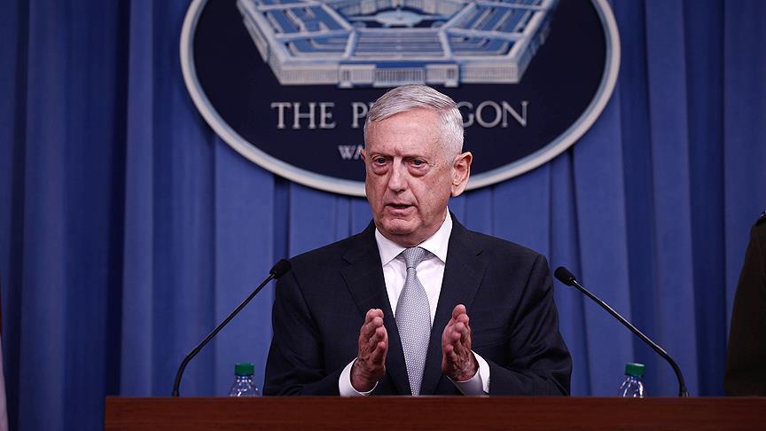 Menhan AS: Kami akan Lanjutkan Pertempuran di Suriah Meski Tanpa Donald Trump