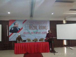 Rizal Ramli Blak-blakan Soal Penyebab Pecahnya Suatu Negara