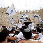 Ribuan Pemukim Ilegal Zionis Yahudi Serbu Masjid Al Aqsha