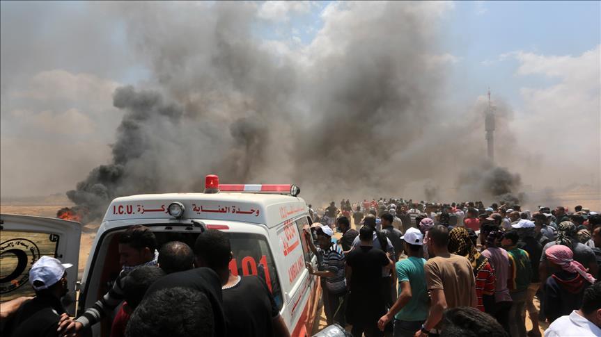 Sejak Protes Akhir Maret,  135 Warga Palestina  Tewas, 15.000 Terluka dan 370 Kritis