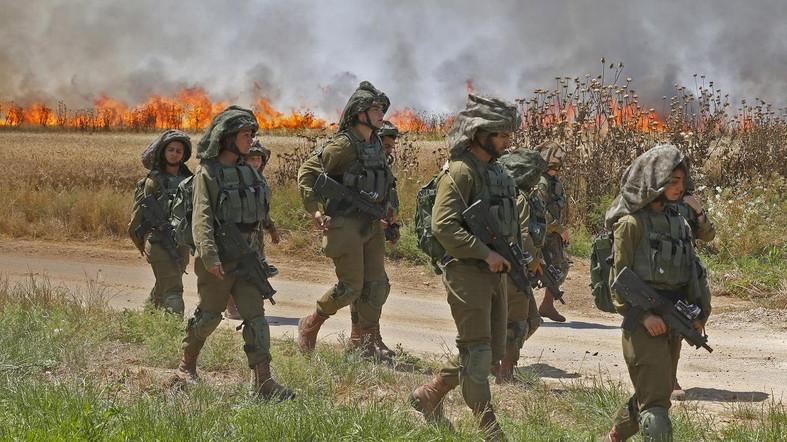 Serangan Layang-layang Warga Gaza pada Lahan Pertanian, Rugikan Israel Us$ 2, 5 Juta