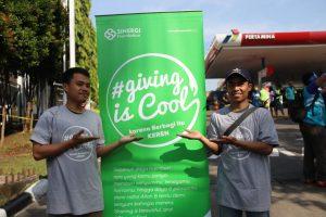 "Ramadhan 1439 H, Sinergi Foundation Kampanyekan ""Giving is Cool"""