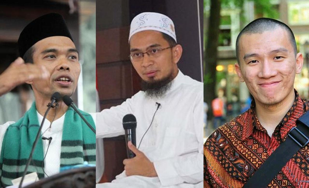 Kemenag Rilis Nama 200 Mubaligh Terekomendasi, Belum Ada Nama Abdul Somad
