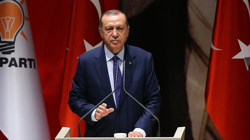 Erdogan: Turki Tidak akan Menyerah dalam Memperjuangkan Yerusalem