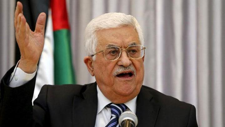 AS Berusaha Gulingkan Presiden Palestina Melalui Perjanjian Damai