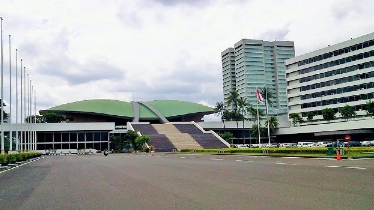 DPR Klaim Sepakati Dewan Pengawas KPK Dibentuk Presiden