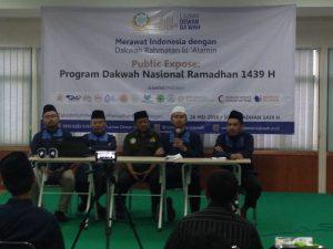 Dewan Dakwah Rawat Indonesia dengan Dakwah
