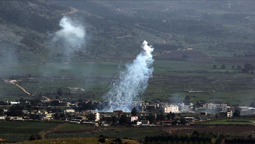 Setelah Gempuran Udara Kini Tank Israel Serang Warga Sipil Palestina